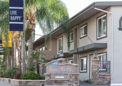 Live Happy at Pointe Pacific Apartment Homes